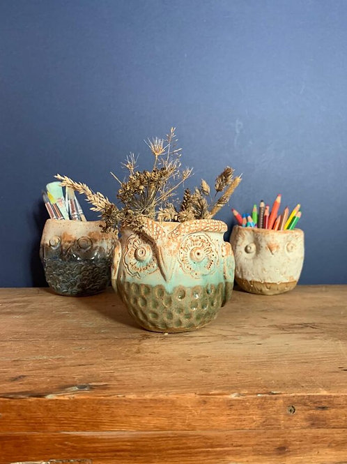 Clay at Home Kit (Family Owl Kit)