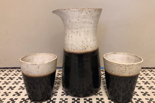 Water Carafe and 2 Tumblers Course