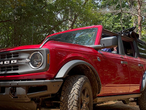 2021 Bronco Review:  1500 Mile Review from the Beach to the Trails