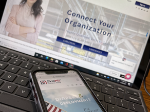 Military Spouse Website Upgrade