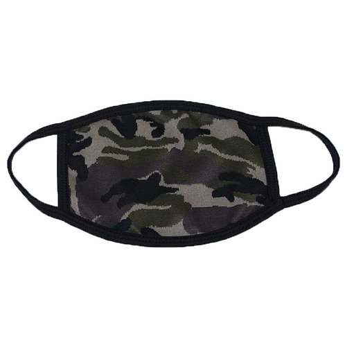 Army Camouflage Face Mask
