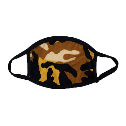Dijon Camouflage Face Mask