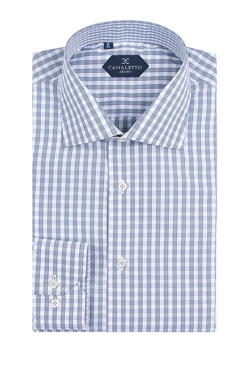 Canaletto Dress Shirt Platino/490/13
