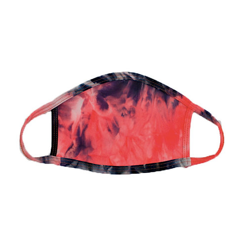 Pink and Black Face Masks
