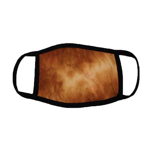 Burnt Orange Face Mask