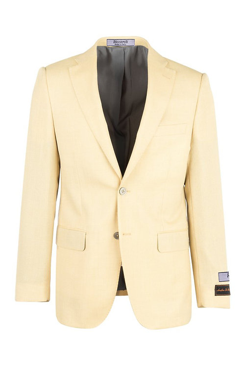 Dolcetto Melon Modern Fit, Pure Wool Jacket V810.712388