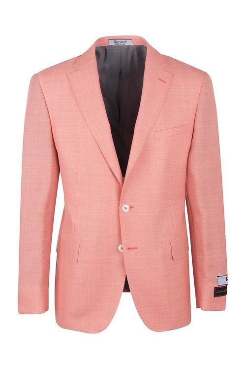 Salmon Modern Fit, Pure Wool Jacket TL10712/394