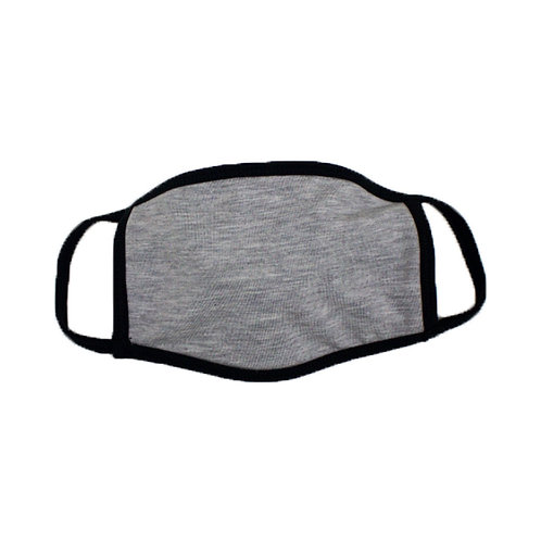 Heather Gray Face Masks