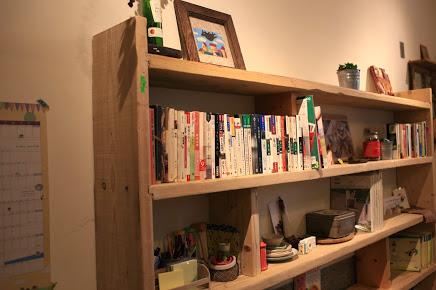 Living Room - Books