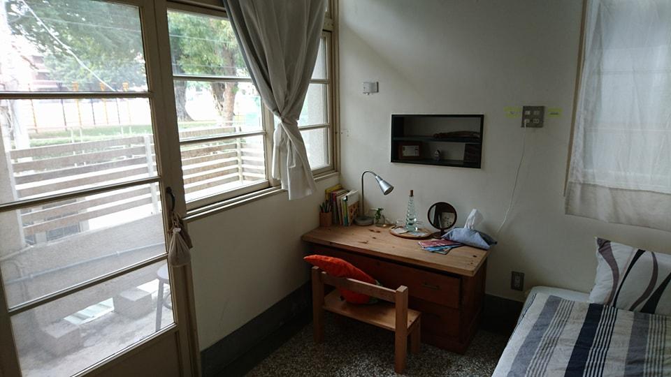 Big room and window