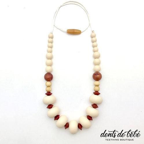 Harriet Teething Necklace (Navajo)