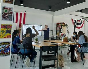 Fun English Courses at BLC English Nonth