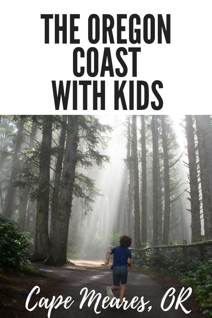 Northern Oregon Coast with Kids