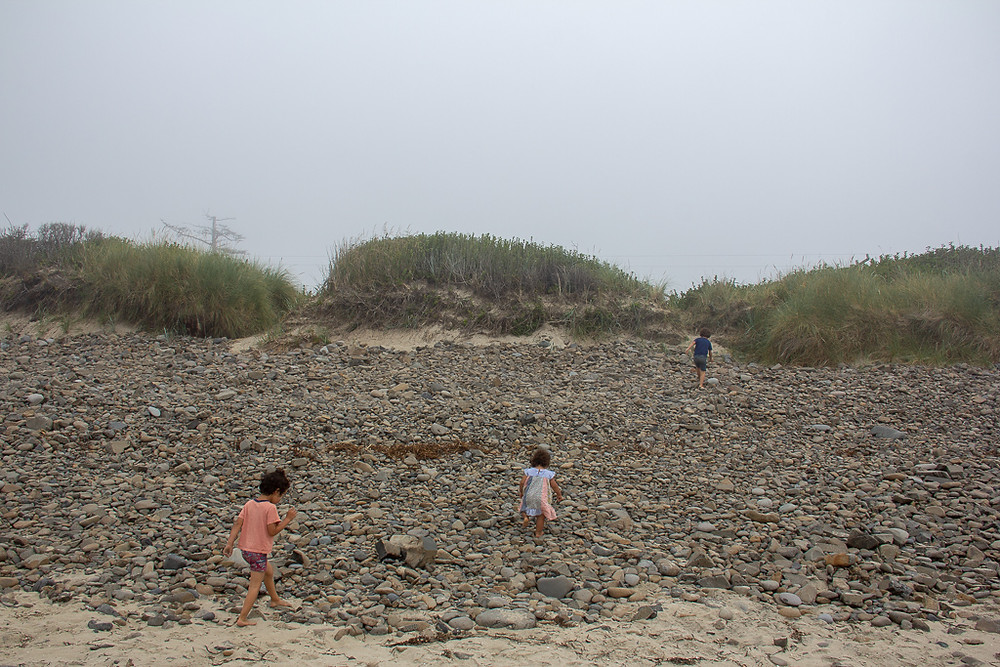 PNW Kids-Cape Lookout State Park