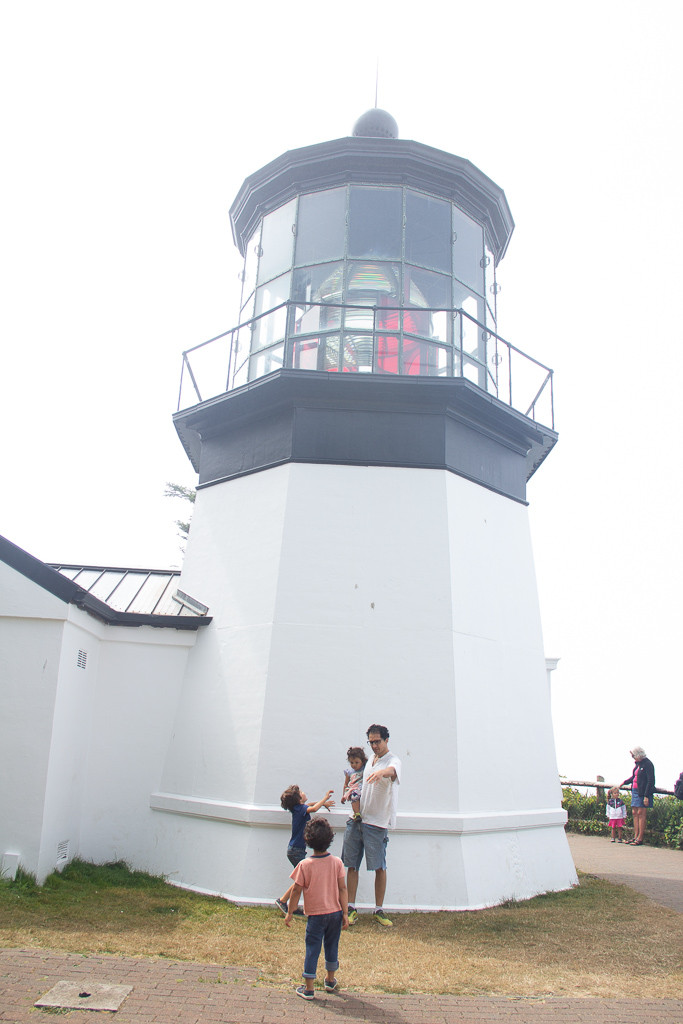 Oregon Coast with Kids- Cape Meares-PNW Kids