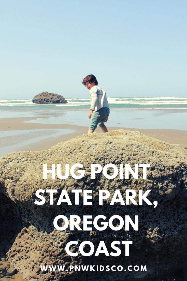 Northern Oregon Coast with Kids
