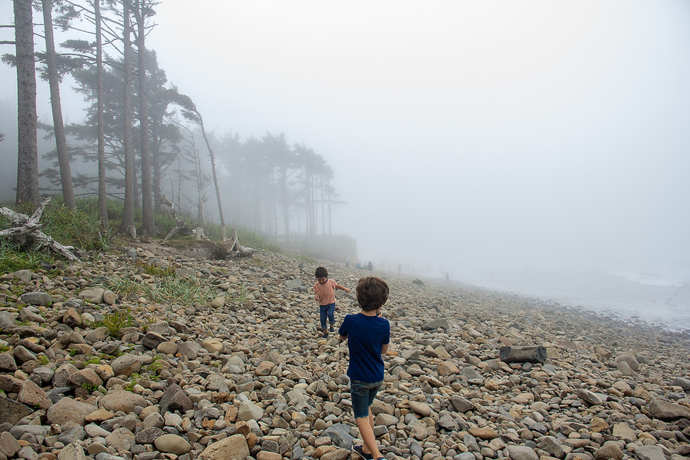 Northern Oregon Coast with Kids-PNW Kids