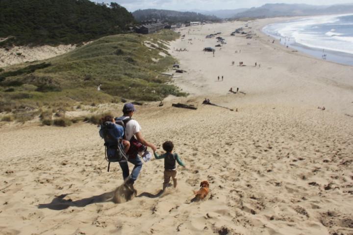Northern Oregon Coast with Kids-PNW Kids