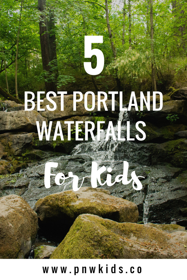 Best Waterfalls Near Portland