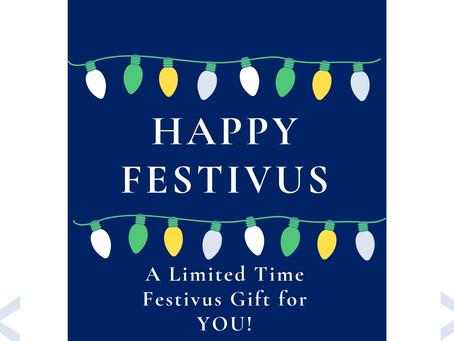 It's a Festivus Miracle!