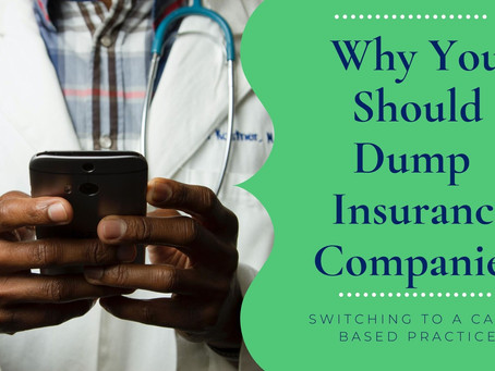 Why You Should Dump Insurance Companies