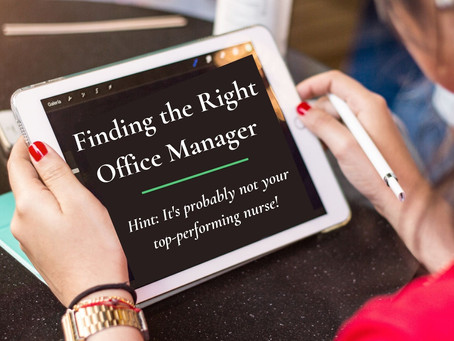 Finding the Right Office Manager