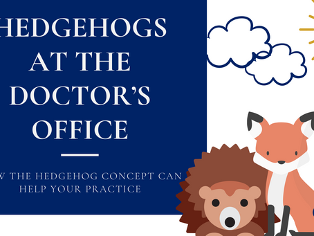 Hedgehogs at the Doctor's Office