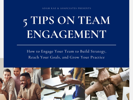 5 Tips on Team Engagement