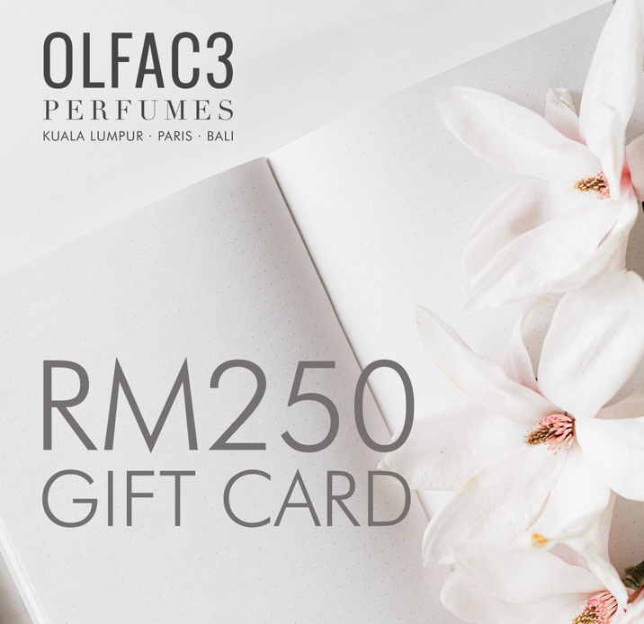 RM250 Gift Card