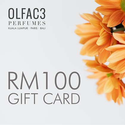 RM100 Gift Card
