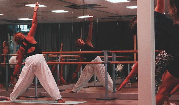 Studio 7 Rockanje Yoga