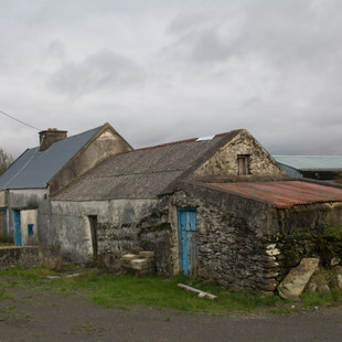 The Old Homestead, Co. Kerry, Ireland
