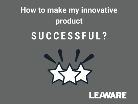 How to make my innovative product successful?