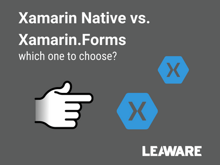 Xamarin Native vs Xamarin.Forms, which one is better to build your app?