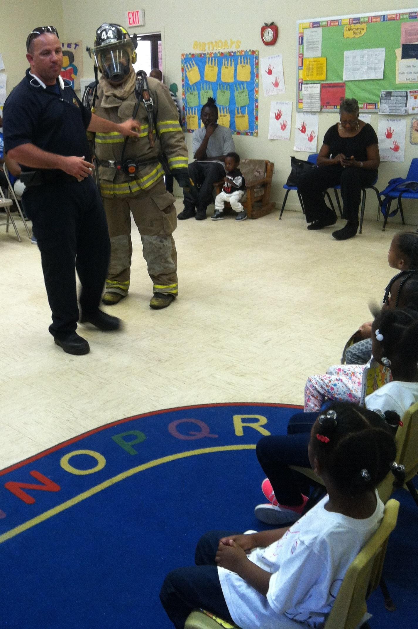 Firemen Scott & Gary