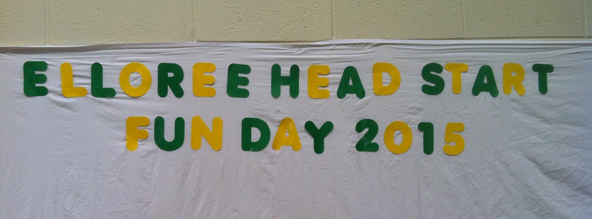 Elloree Headstart Fun Day 2015