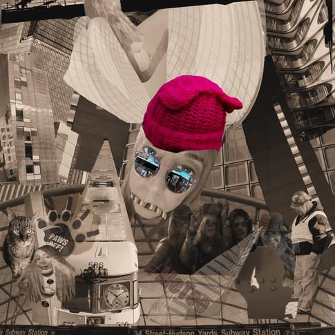 City Collage - #MeToo