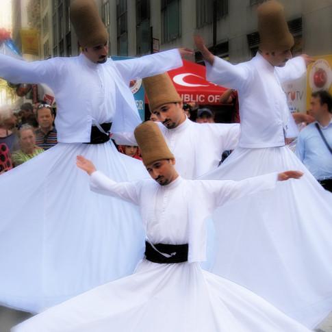 'Sufi Twirl'