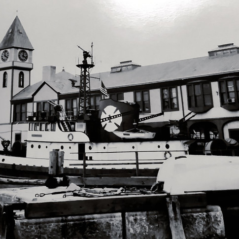 Battery Park Boat