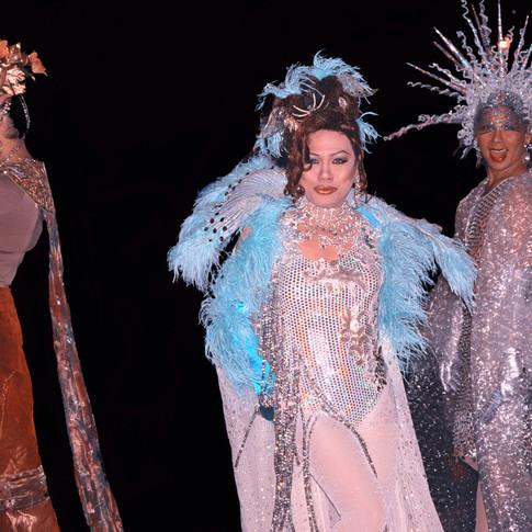 'Halloween Queens'