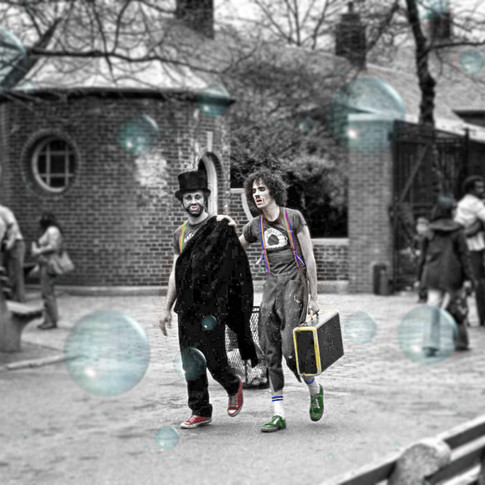 Central Park Clowns