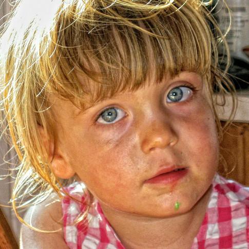 Michelle 'Blue Eyes'