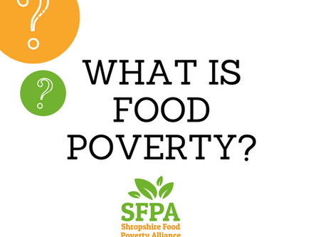 What is food poverty?