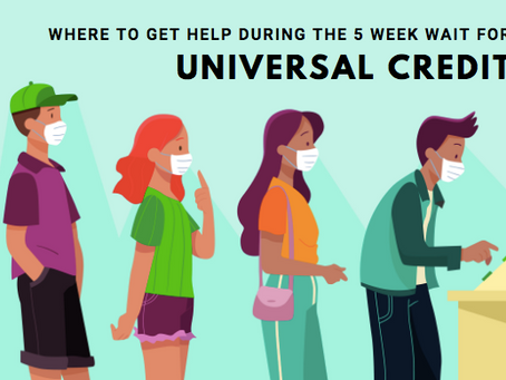 I've applied for Universal Credit now what?