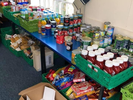 Pontesbury Food Hub - from crisis to community