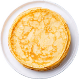 logo The Real Crepe