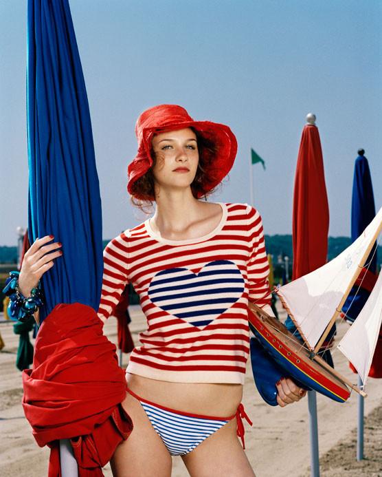 Marie Claire Australie Photographe : Sabine Villiard
