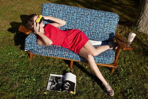 Claudie Pierlot Photographe : Todd Cole