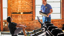 Brookline's Power Rowing Organizing Charity Challenge