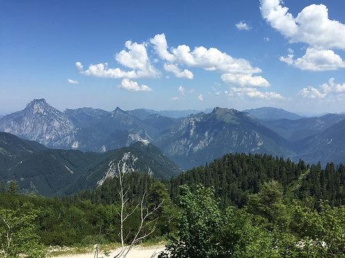 """ENTSPANNUNGS-REISE für deine Innere Stärke: """"Der Berg"""""""